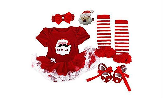 Baby Girl Christmas Outfits
