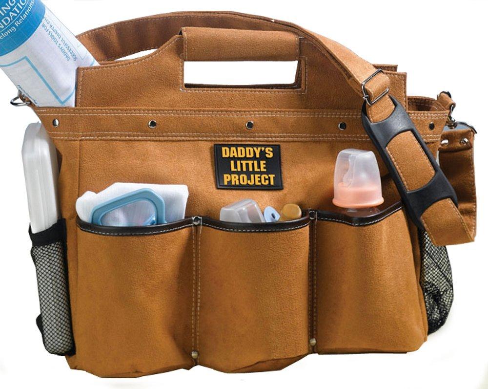 Five Cool Diaper Bags for Men