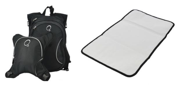 Backpack Diaper Bags - O3 Innsbruck Set