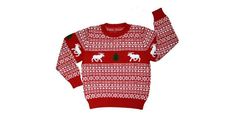 Toddler & Baby Ugly Christmas Sweaters - Isle of Baby