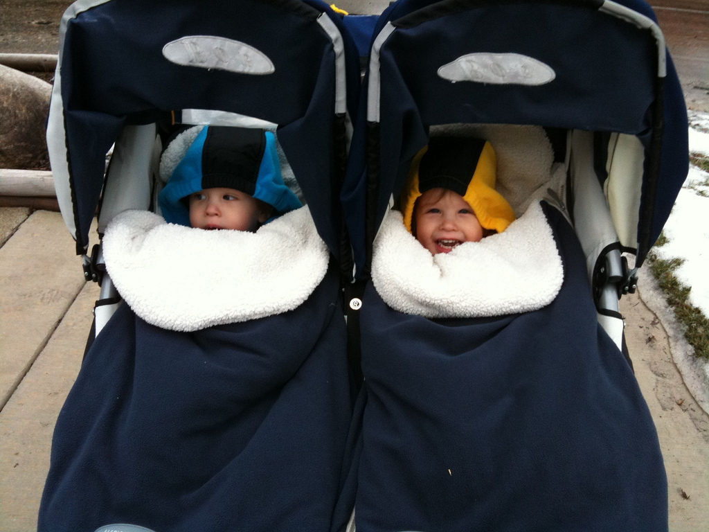 Buying A Stroller Cover For Winter Isle Of Baby