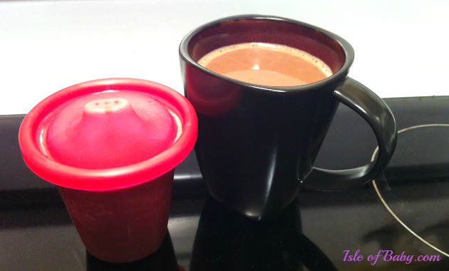 Sugar Free Healthy Hot Chocolate Recipe for Kids