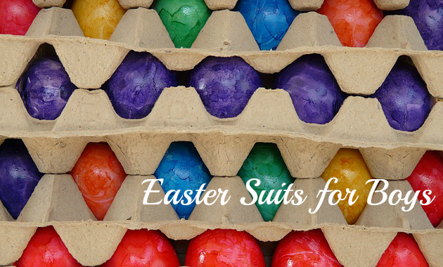 Easter Suits for Boys
