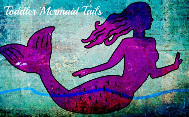 Toddler Mermaid Tails For Swimming