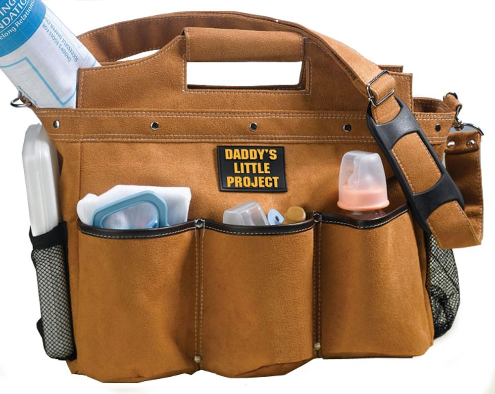Five Cool Diaper Bags For Men