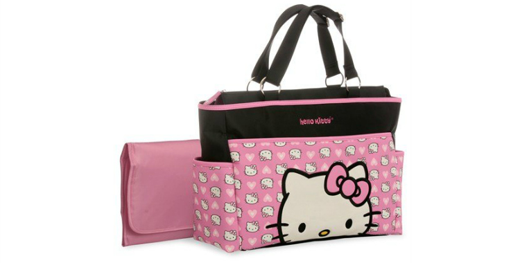 47653680ef Hello Kitty Diaper Bags - Isle of Baby